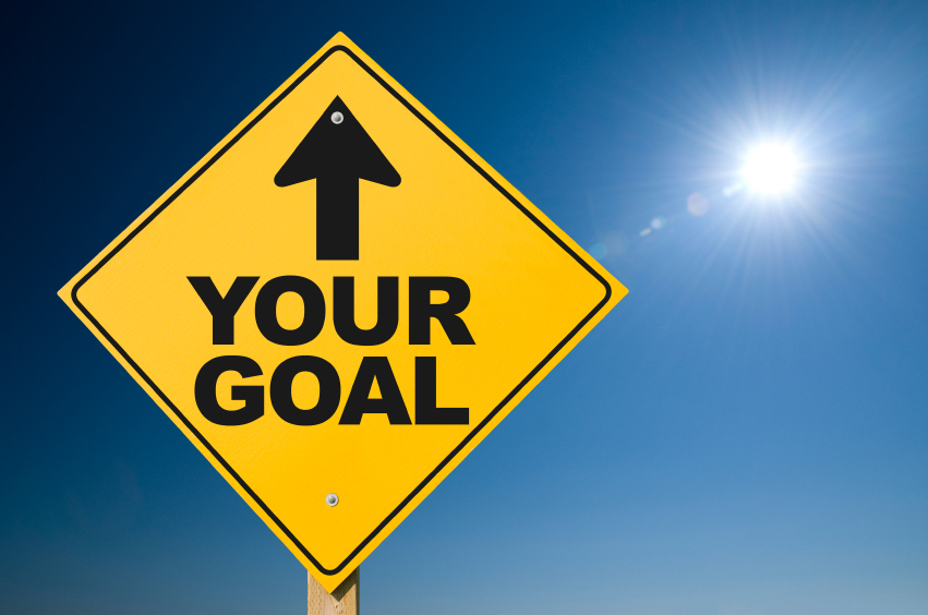 Your-goal-sign