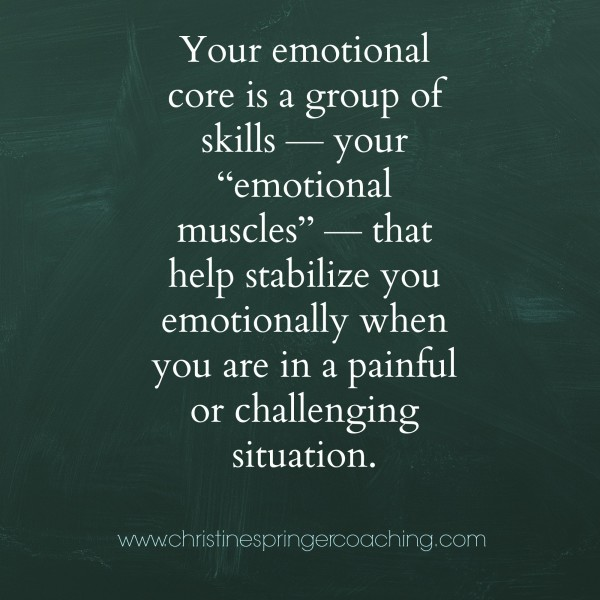 How To Stabilize Yourself Emotionally During Tough Times